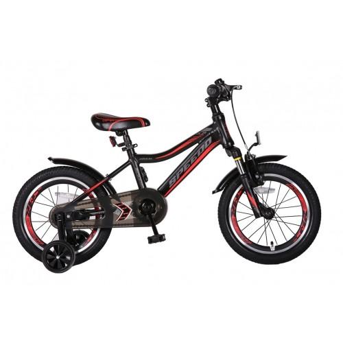 Altec Speedo 16 inch Zwart/Rood