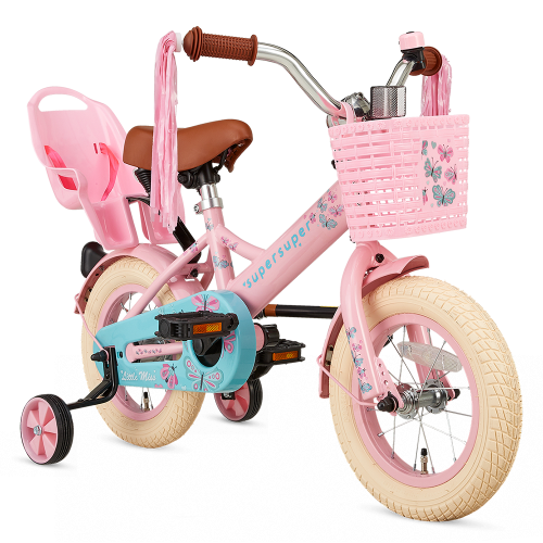 Popal Little Miss 12 Inch Roze meisjes RN